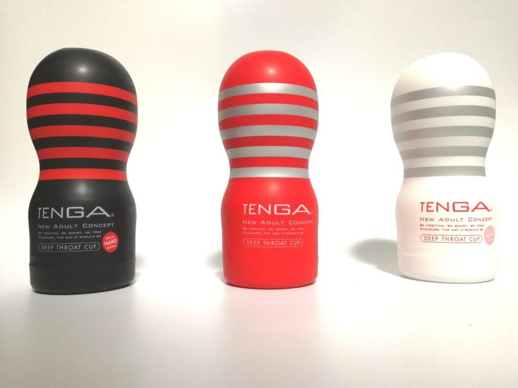 TENGAディープスロートカップ