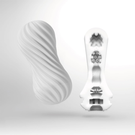 TENGA MOOVA SILKY WHITEの内部構造