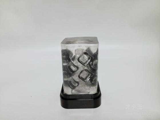 TENGA CRYSTA BLOCKの乾かし方