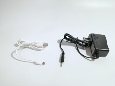 A10サイクロンSAとSA+の充電ケーブルの違い