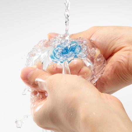 テンガエアロを洗う