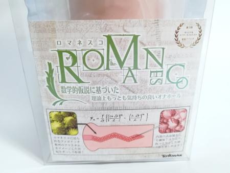 ロマネスコのコンセプト