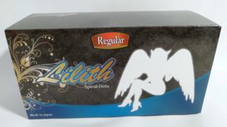 リリス・スパイラルドッツのパッケージ
