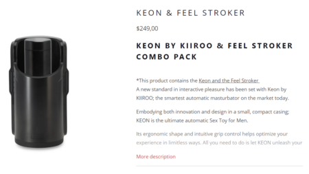 KEONの値段