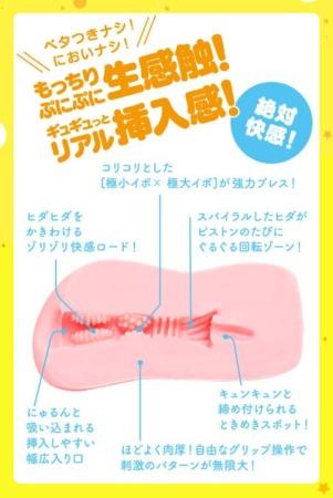 ぷにばーじんminiの内部構造